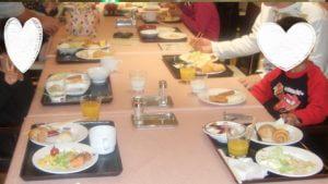箱根 リ・ガール 朝食バイキング