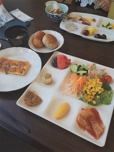 ホテルオークラJRハウステンボス 朝食