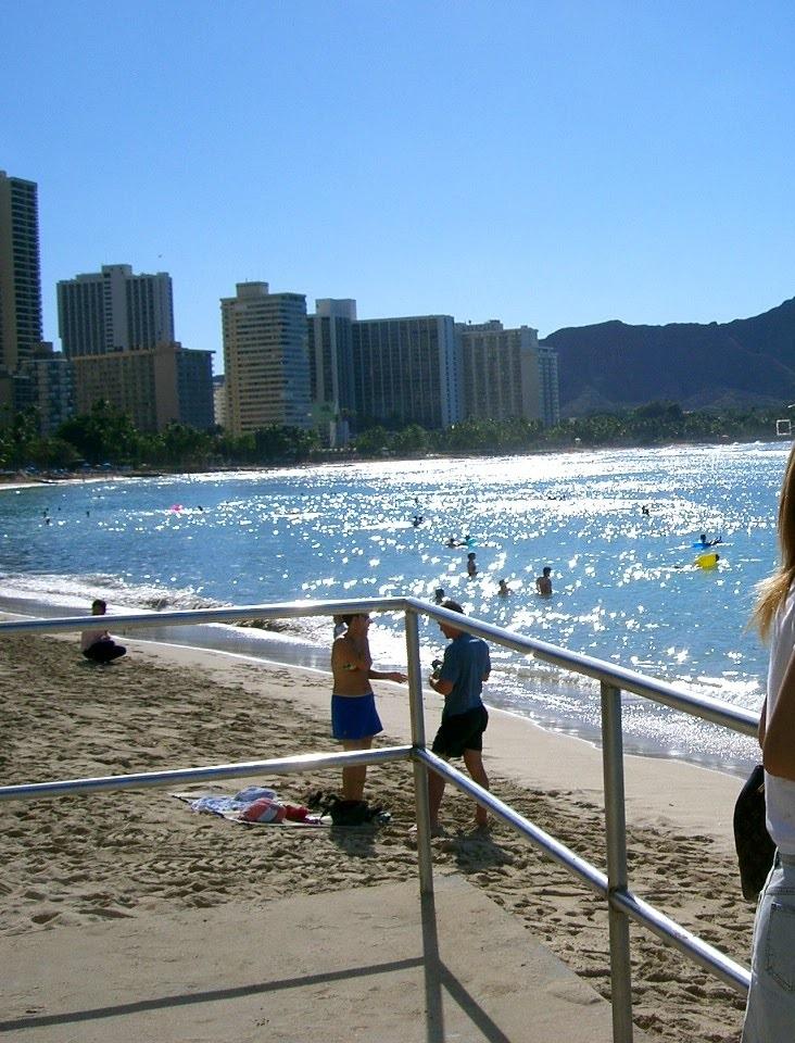 ハワイ ビーチリゾート 子連れ海外旅行計画
