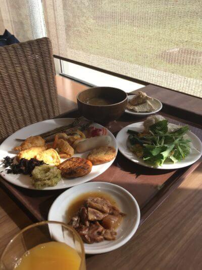 アートホテル石垣島 朝食バイキング