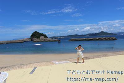 海も綺麗な長崎!
