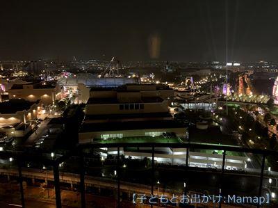 ホテルユニバーサルポート 夜景