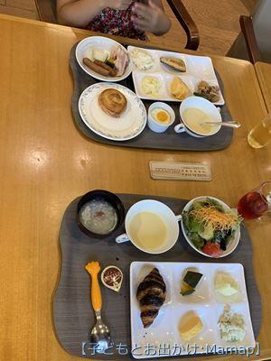 今井浜東急ホテル シャングリラ 朝食バイキング