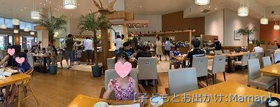 今井浜東急ホテル シャングリラ バイキング会場